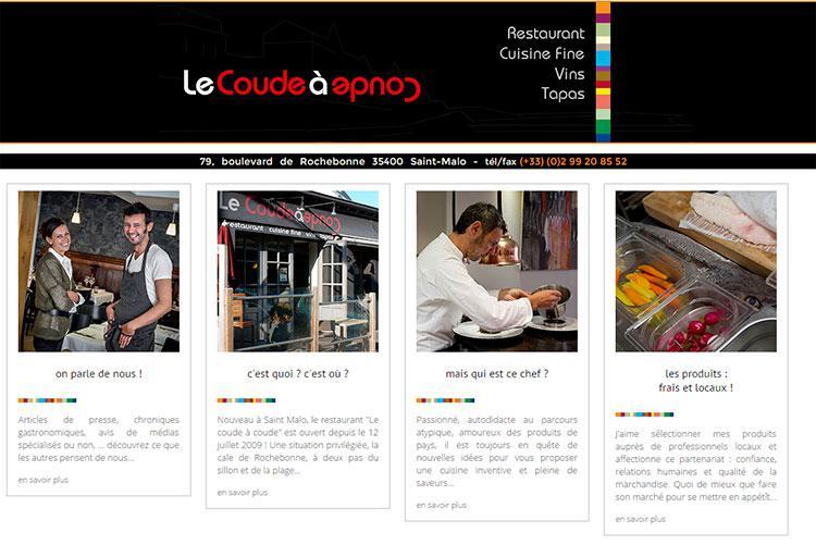 Restaurant, cuisine fine, vins, ...